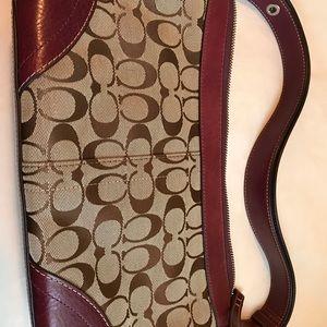 Coach purse, new